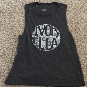 Ivory Ella Tank